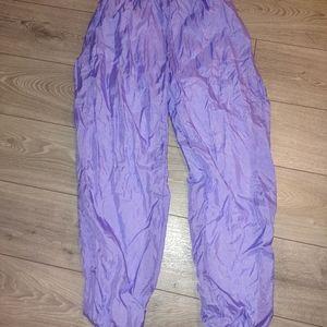 Vintage 80s track pants large